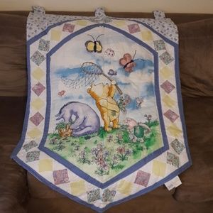Classic Winnie the pooh tapestry